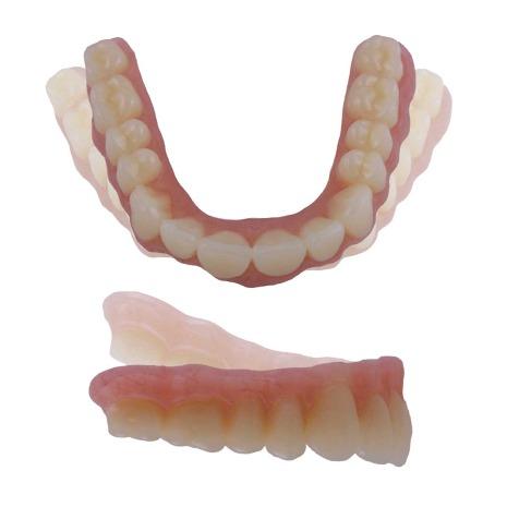 Lmtmag Good Fit Instant Denture Setups