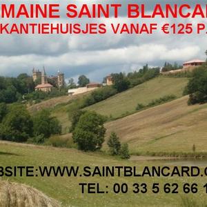 Gite @ Domaine Saint Blancard