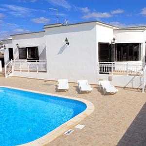 Villa Fakarawa in Lanzarote