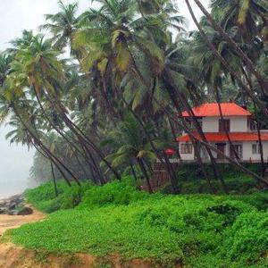 Ocean Hues Beach House, Kerala
