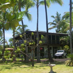 Pualani Tropical Beach House