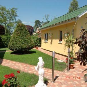 Balatoni szállás Villa