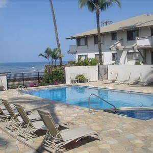 Shores of Maui Rental Condo #113