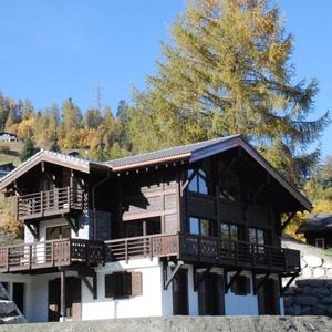 Ski Chalet Chaupine, Verbier