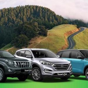 TravelCar - Rent a car Tbilisi