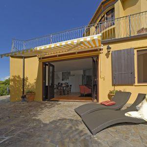 Tuscan style luxury house