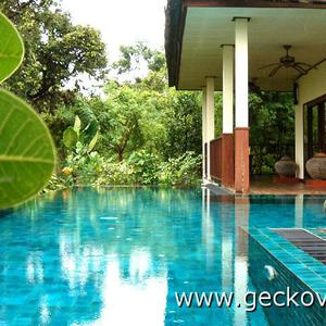 Gecko Thai Villa with Pool