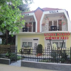 Bella Villa 1 on Lake Balaton
