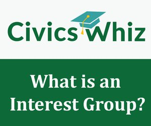 Civics Whiz: Interest Groups
