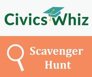 Civics Whiz: Scavenger Hunt