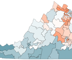 Prelude to 2021 House Redistricting