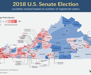 2018 U.S. Senate Election Results