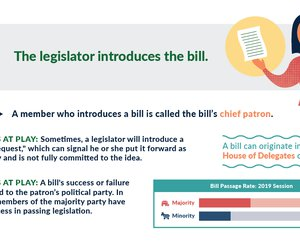 How a Bill Becomes a Law in Virginia