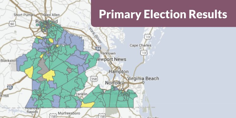 2016 June Primary Results