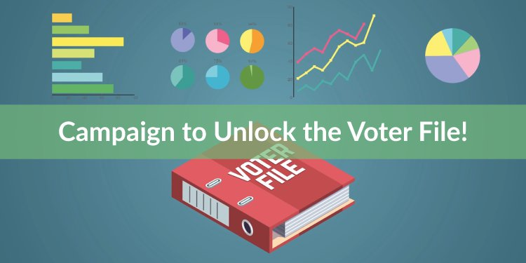 Crowdfunding the Voter File in 2018