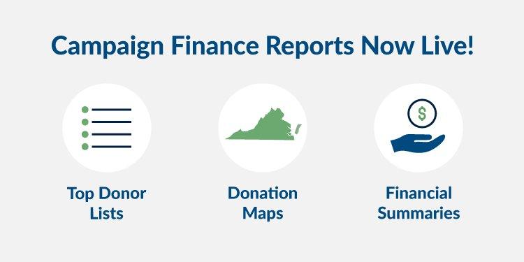 April 2019 Campaign Finance Reports Are Live