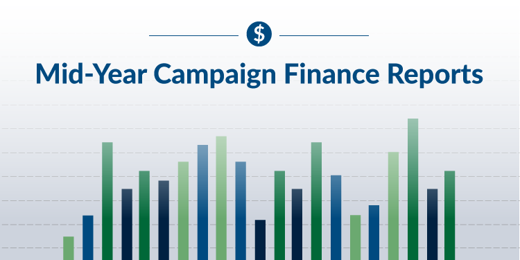 2019 Mid-Year Campaign Finance Reports