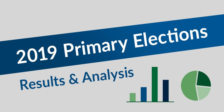 2019 Primary Election Results