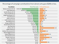 Small Donors in Congressional Races