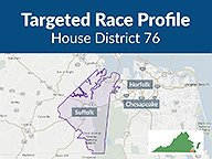 Targeted Race Profile - HD76