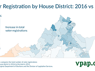House District Voter Registration Trends