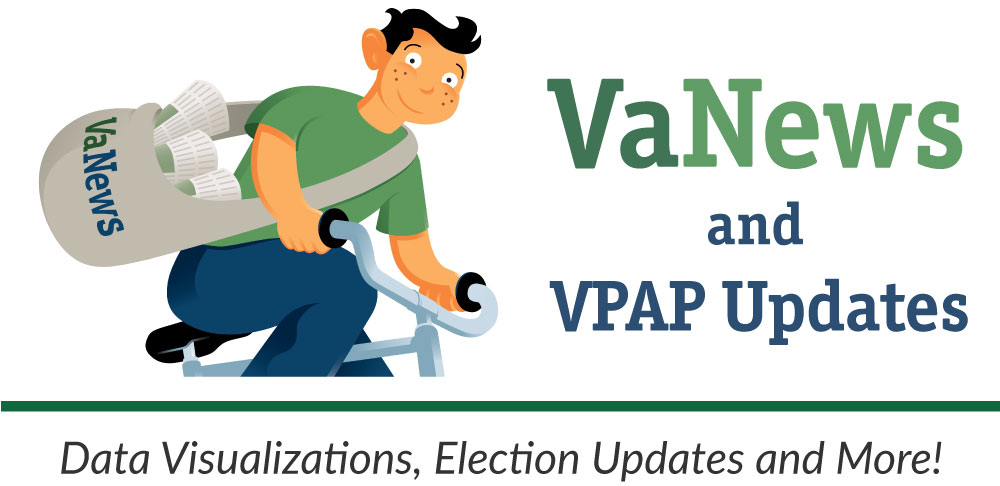 VANews and VPAP Updates: Data Visualizations, Election Updates, and More!