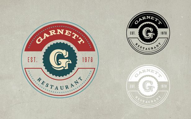 Business Badge PSD Pack