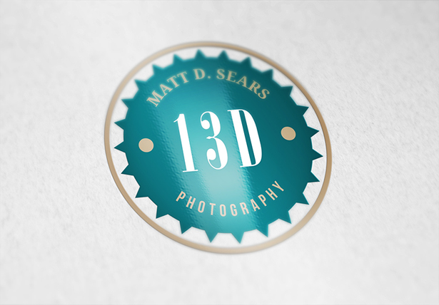 Logo Badges PSD Pack Two
