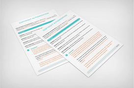 Copyright Authorization Template Pack