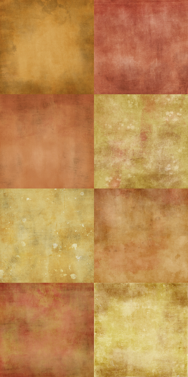Grungy Fall Texture Pack