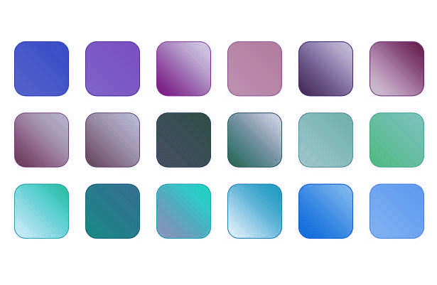 Photoshop Gradients Super Pack 10