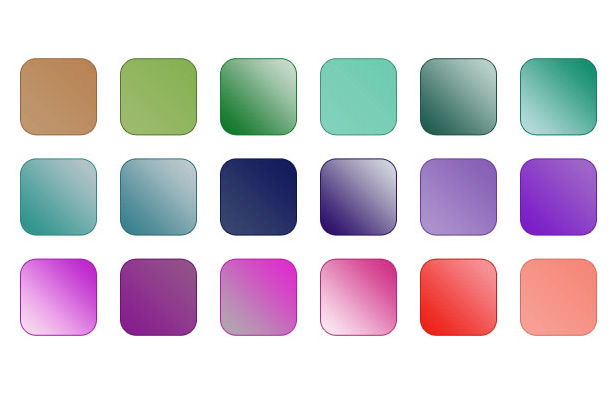 Gradients Super Pack 7
