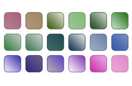 Photoshop Gradients Super Pack 9