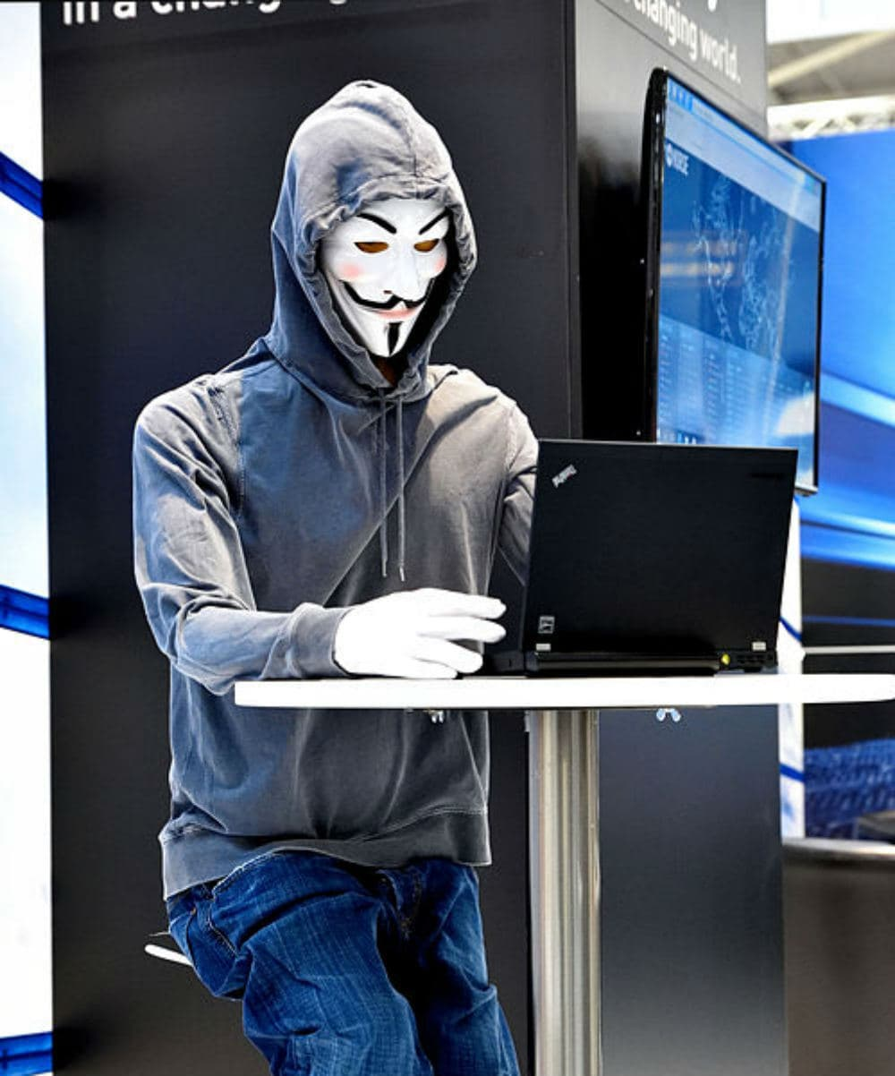 stay anonymous using vpn