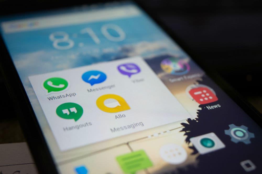 using vpn for messaging apps