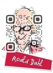 Roald Dahl QR Code