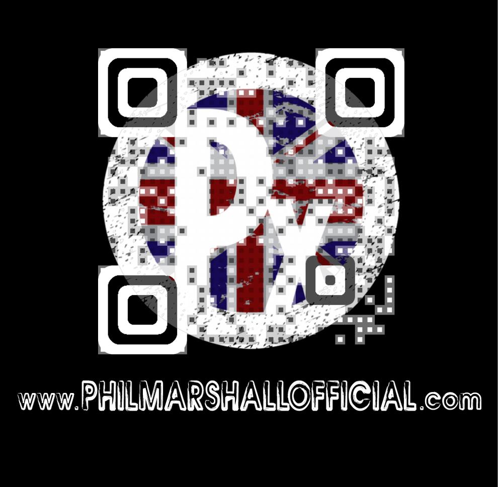 Phil Marshall QR Code
