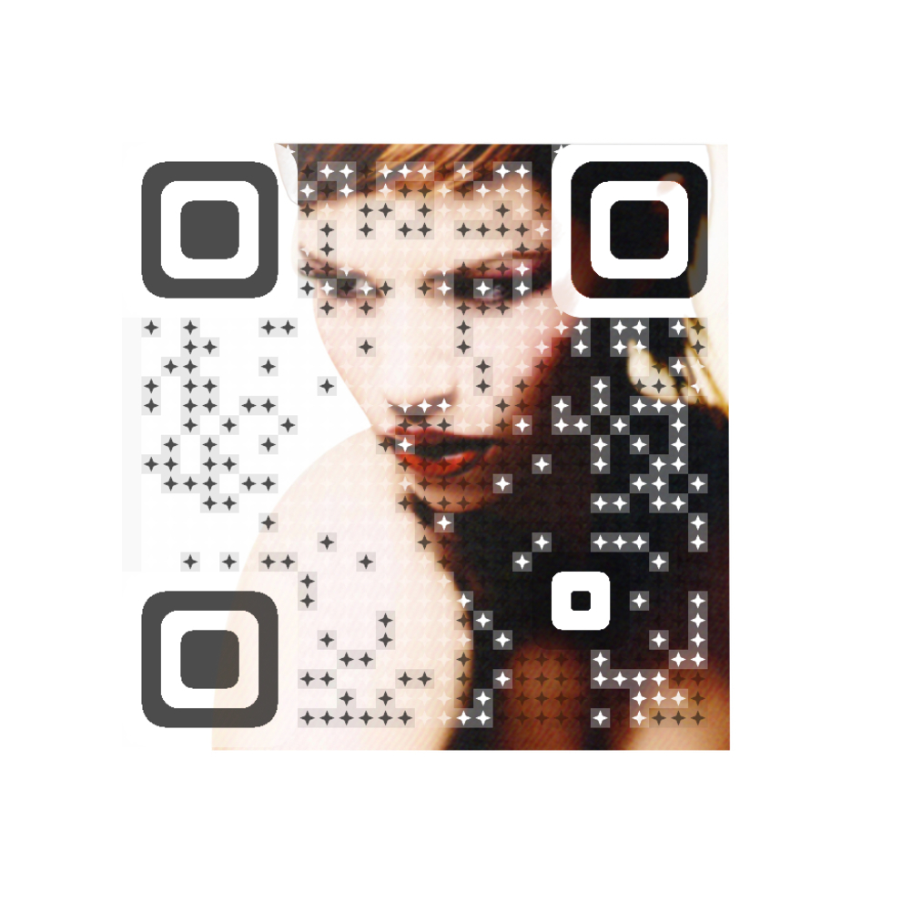 John Anthony Salon QR Code