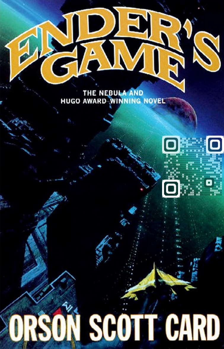 Ender's Game QR Code