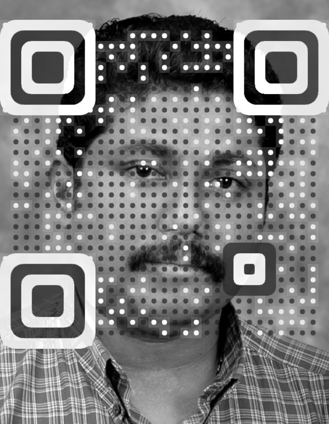 Alpha Printing Press QR Code