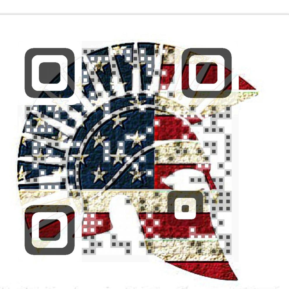 American Warrior Vapors QR Code