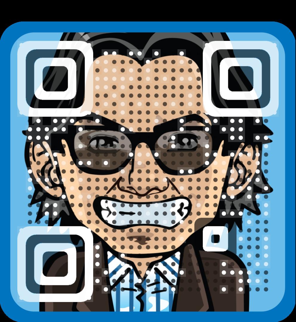 Face QR Code