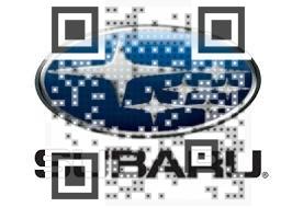 Eddie Subaru Batam vCard QR Code