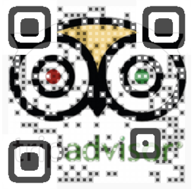 Off Beat Eco Tours TripAdvisor QR Code