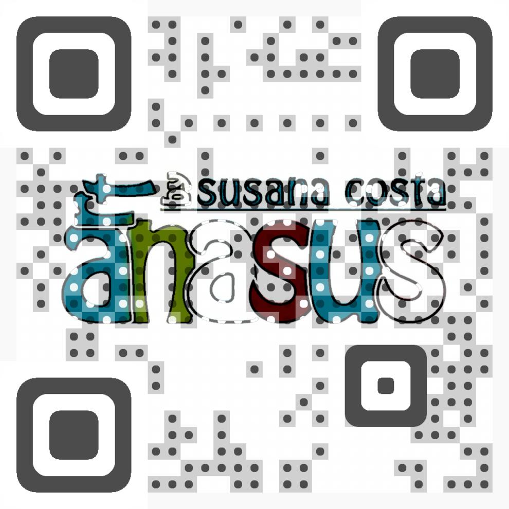 Anasus Art Facebook QR Code