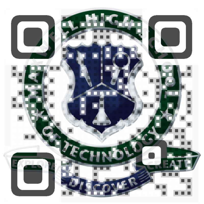 Maxwell High School QR Code