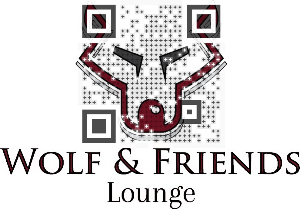 Wolf & Friends Lounge QR Code