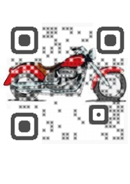 GB Bikers UK QR Code