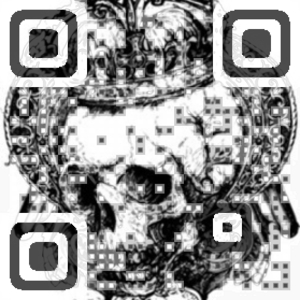 Slings and Arrows QR Code