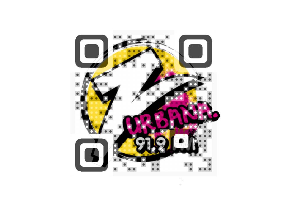 Z Urbana 91.9 QR Code